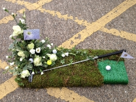 Golf Tribute