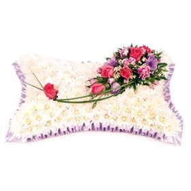 Laid To Rest Massed Pillow